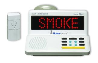 HA360MK + Smoke CO
